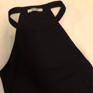 Zara Cotton Crop Top